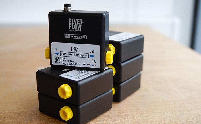 高精密微流体热式流量传感器MFS