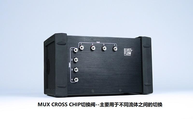 多功能微流体切换阀MUX系列