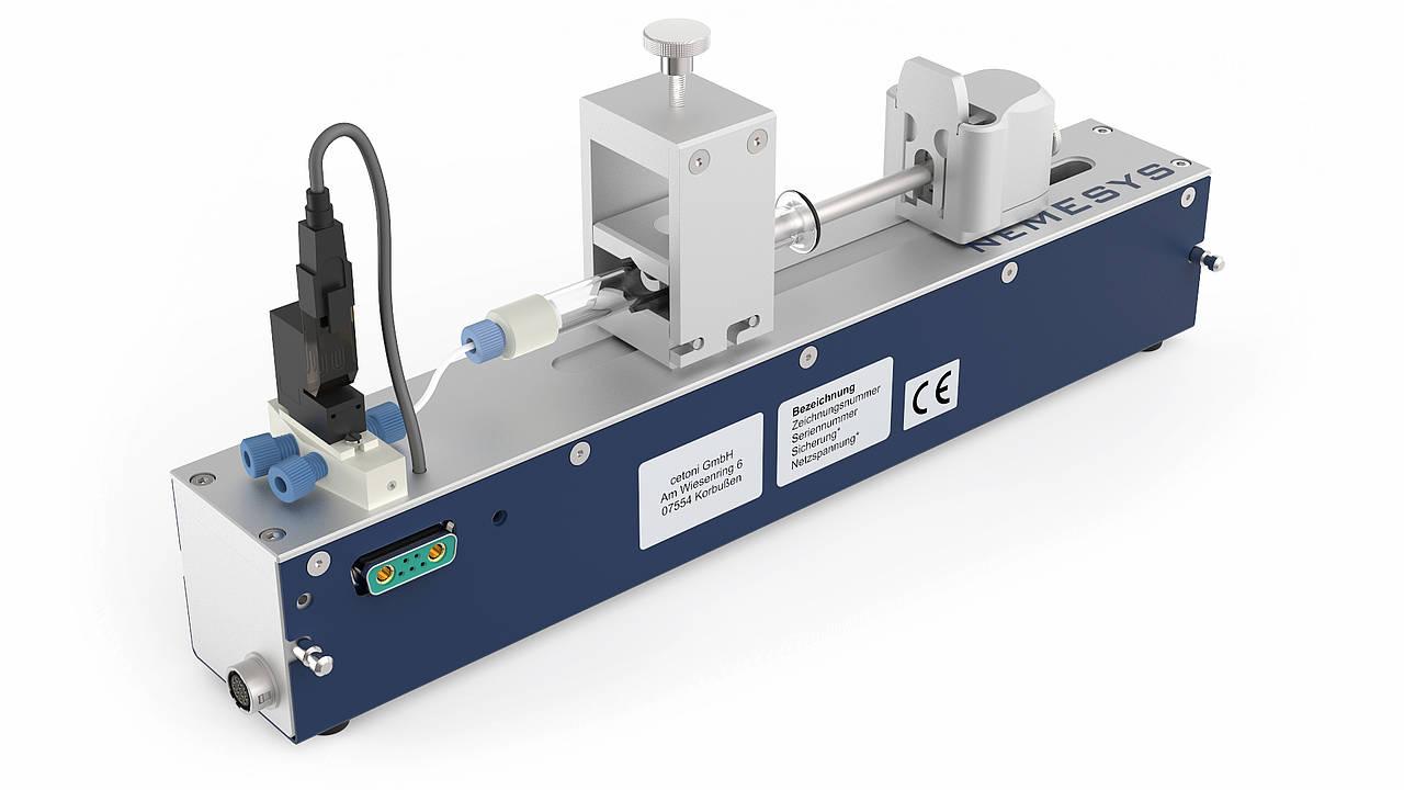 低压注射泵模块neMESYS 290N
