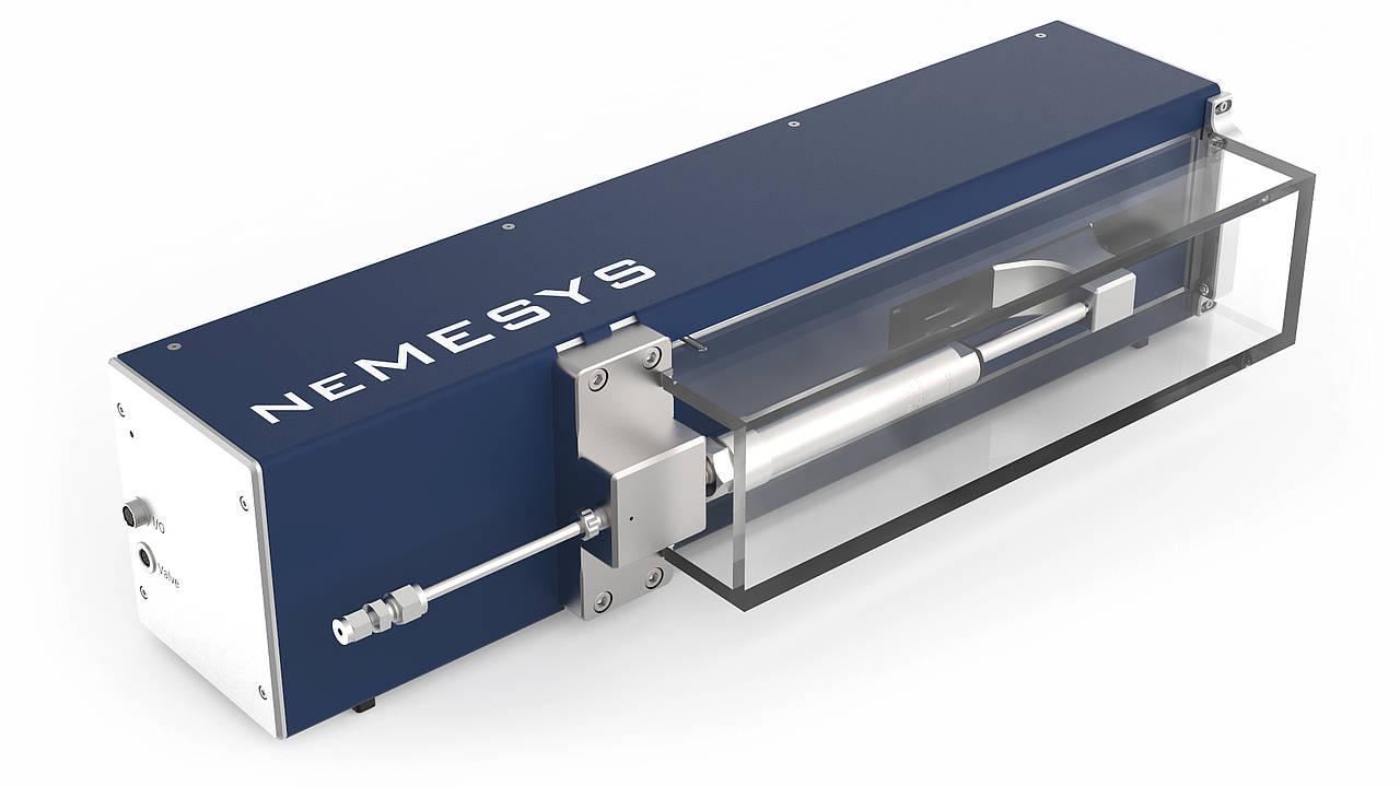 超高压注射泵模块neMESYS XL 7000N