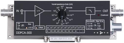 DDPCA-300 可变增益电流放大器