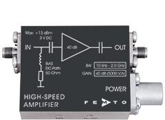 HSA系列高速固定增益带宽放大器