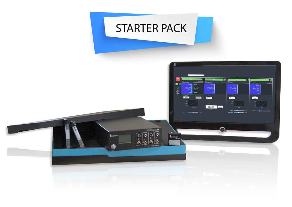 微流控实验入门起始套装(Starter Pack)