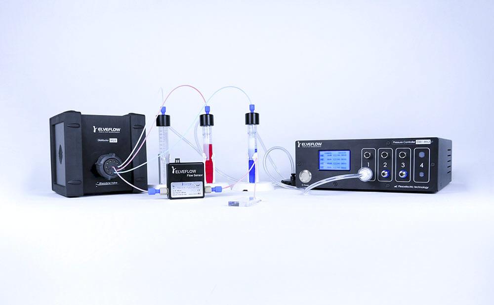 微流控细胞灌注套装-细胞与生物学中的液体处理