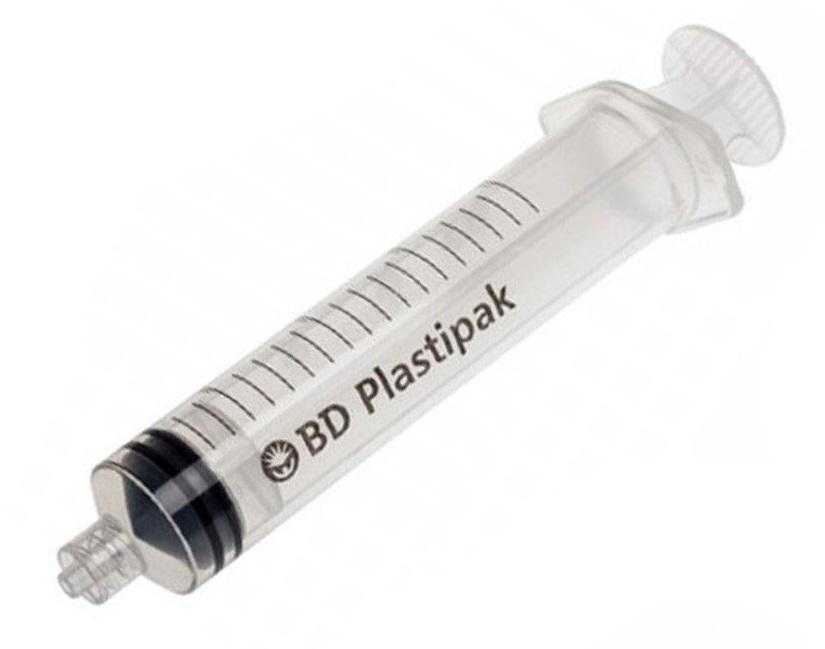 注射泵用BD Plastipak鲁尔塑料注射器