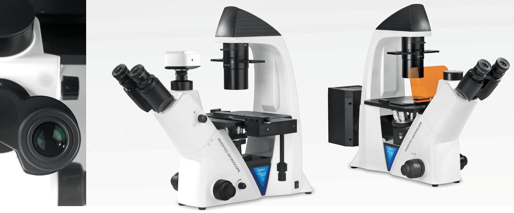 BDS400倒置生物荧光显微镜