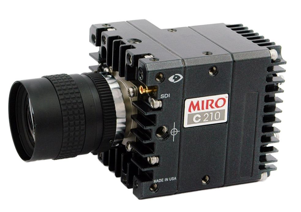 微流控专用高速相机Miro C210